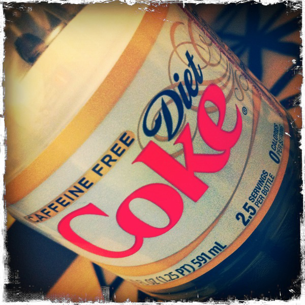 Day 52: Coke Diet