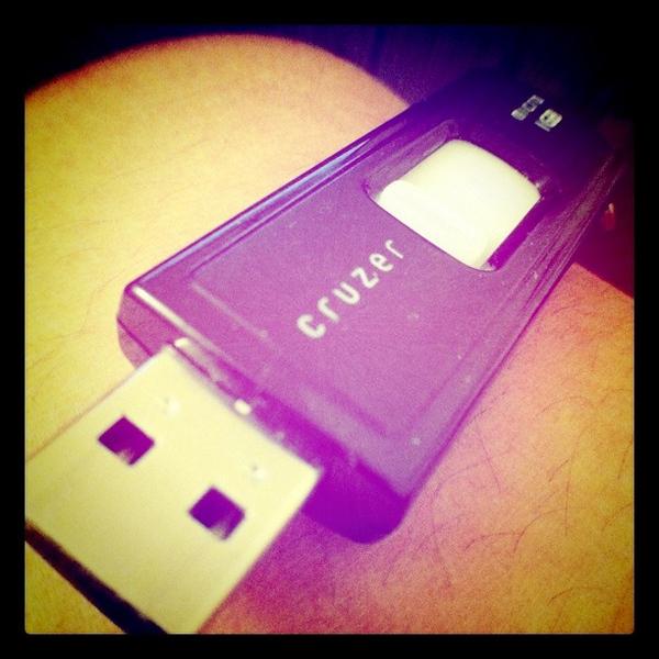 Day 105: USB Stick