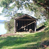 Buckland Jetty Shed, restoration begins