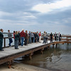 Opening of the Fisheries fishing platform  Mallacoota