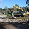 Cann River Easment landscaping 2007