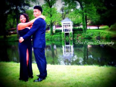 Sha'naiya & Kaielijah Prom Photos