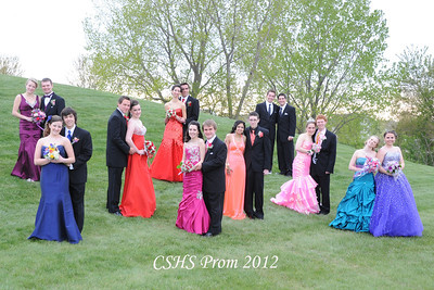 CSHS_PROM_2012
