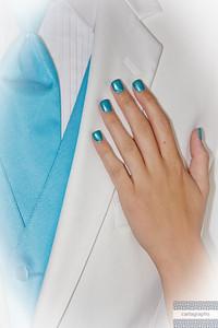 Blue Hand-Tie-0058