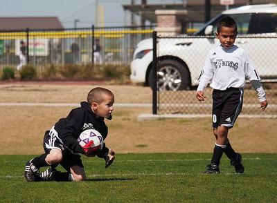 Prosper Soccer April 2013