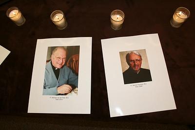 Remembering Frs. Michael van der Peet and Dermot Twomey