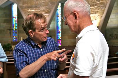 Fr. Bob Tucker and Fr. John Czyzynski