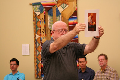 Fr. Richard MacDonald remembers Br. Larry Gauthier, the most recent member of the province to die.