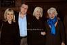 Catherine Ross, Tom Farley, Gioia di Paolo, Barbara Cavanagh<br /> -photo by Rob Rich © 2009 516-676-3939 robwayne1@aol.com