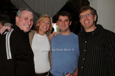 Chris Peters, Laura Scott, Chris Minardi, Steve Brown -photo by Rob Rich © 2009 516-676-3939 robwayne1@aol.com