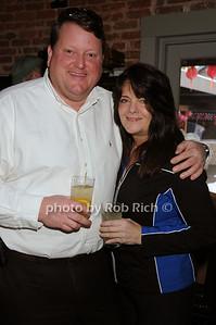 Scott Aldrich, Donna Beyer -photo by Rob Rich © 2009 516-676-3939 robwayne1@aol.com