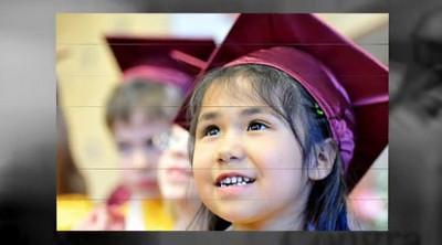 Saira KG Graduation