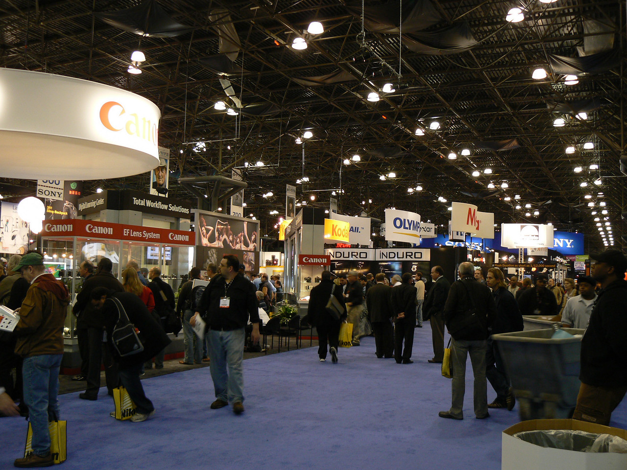 pdn photoplus expo - Javits center NYC, Friday 10/24. #4 of 5
