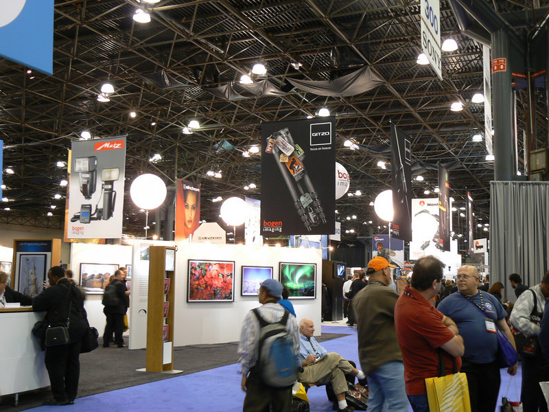 pdn Photoplus expo, Javits convention center, NYC - Friday 10/24. #1 of 5