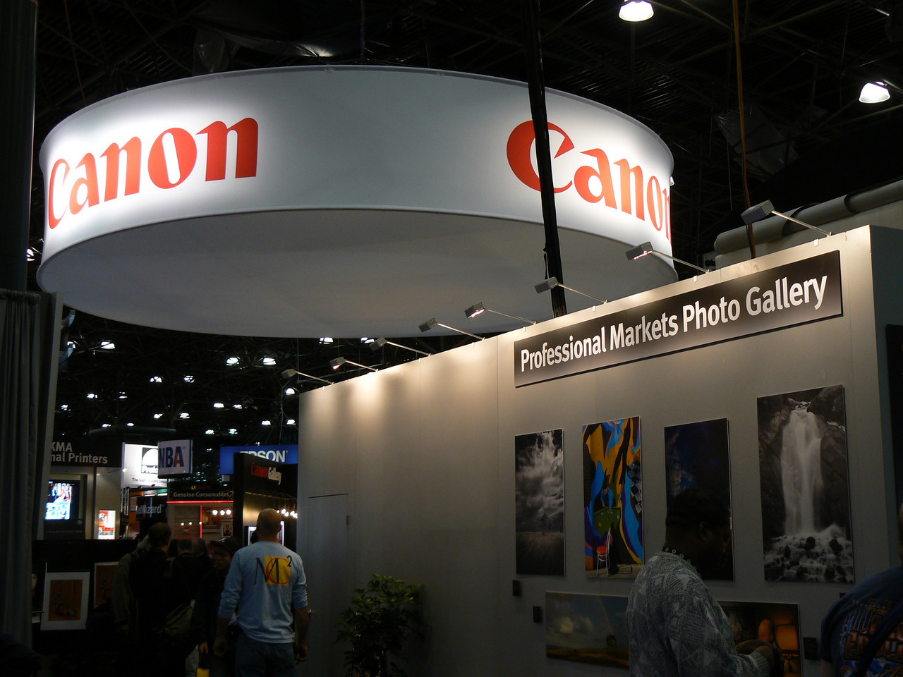 pdn photoplus expo - Javits center NYC, Friday 10/24.  #2 of 5