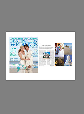 Destination Weddings Magazine (July/August 2011)