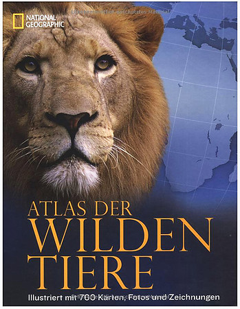 Atlas of Wild Animals (Cover Image)