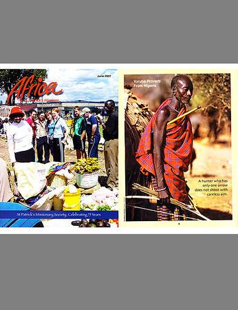 Africa Magazine (June 2007)