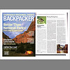 Backpacker Magazine (March 2011)