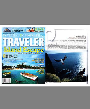 National Geographic Traveler (January/February 2001)