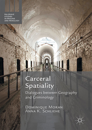 Carceral Spatiality reference book (Cover Image)