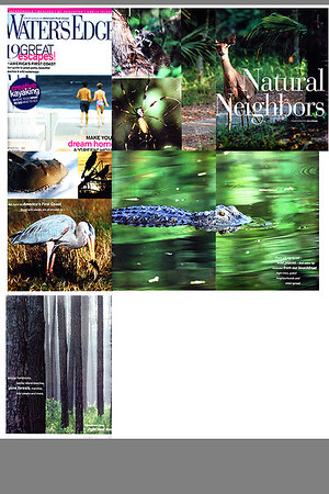 Water's Edge Magazine (September 2005)