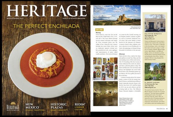 Heritage Magazine (2019)