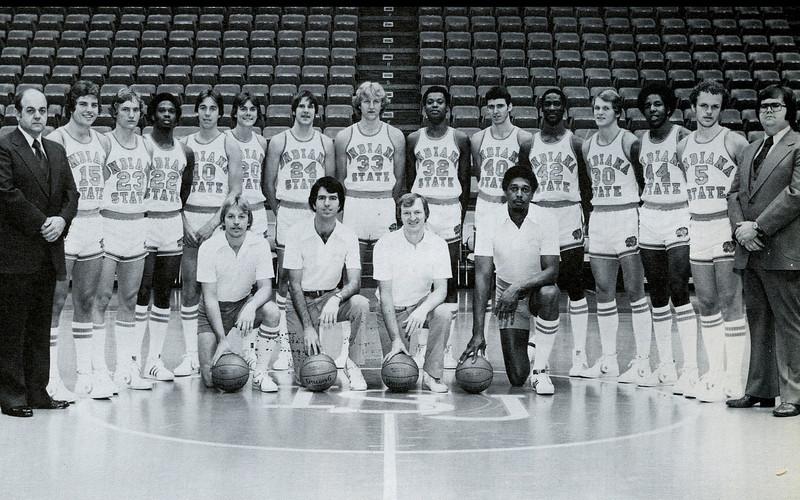 1978-1979 men's basketball team