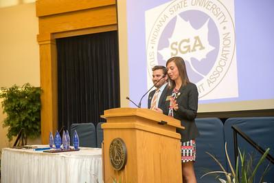 STUDENT ORGS - SGA awads 2014