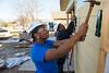 Community Service-Alternative Winter Break 15 habitat for humanity in tx
