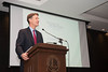 Bayh Family Legacy Wall-Evan Bayh speaks and legacy wall dedication luncheon in 2013