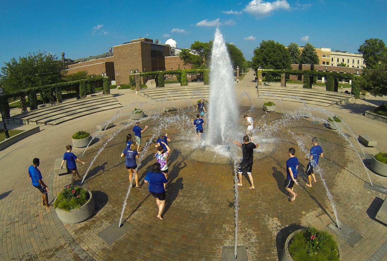 Fountain Run 2013