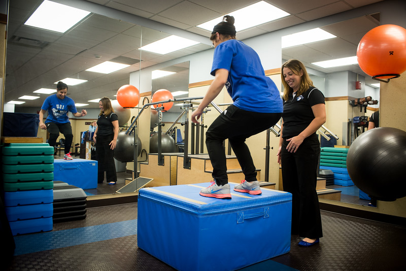 Physical Therapy and Sports rehabilitation clinic