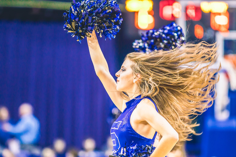 Indiana State takes Indianapolis on Saturday December 9, 2017 at the Hulman Center in Terre Haute, Indiana.