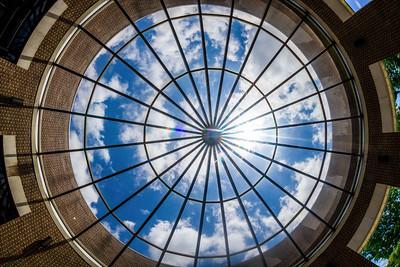 Rotunda of HMSU