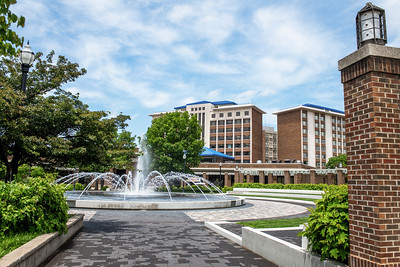 Dede PLaza and HMSU