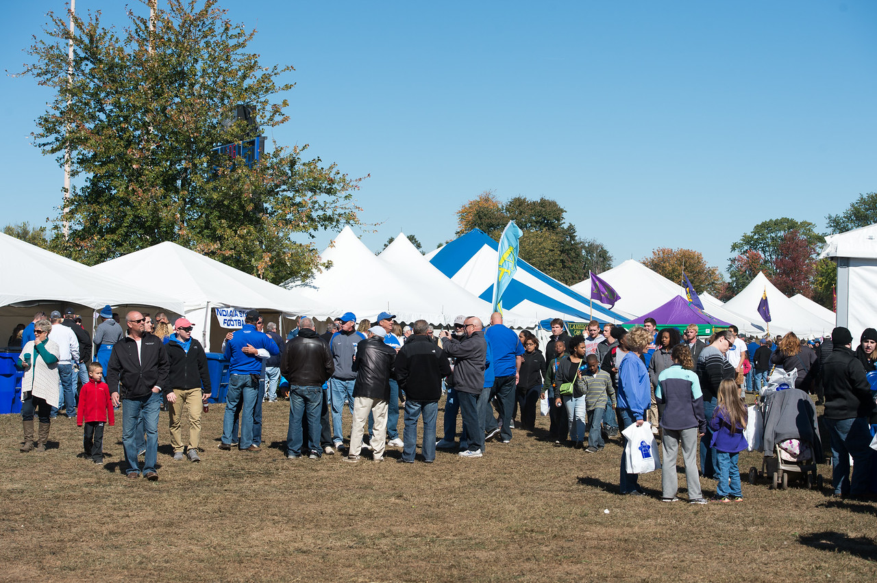 Homecoming Tent City