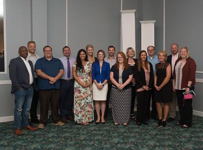 ProMBA graduate dinner 2017