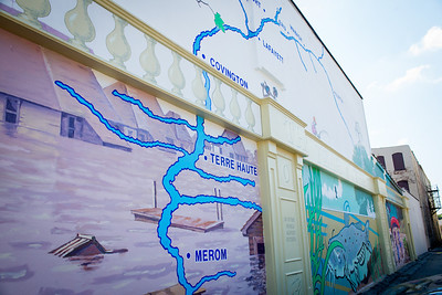 Year of the River Mural
