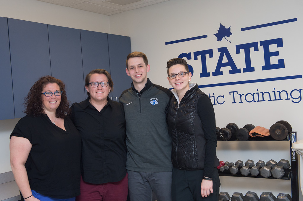 Athletic training students to lead national LGBTQ workgroup