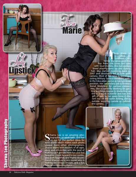 0317ss-30 Lady Lipstick & Tiera Marie