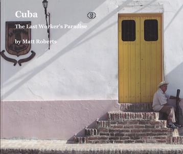 Cuba photobook