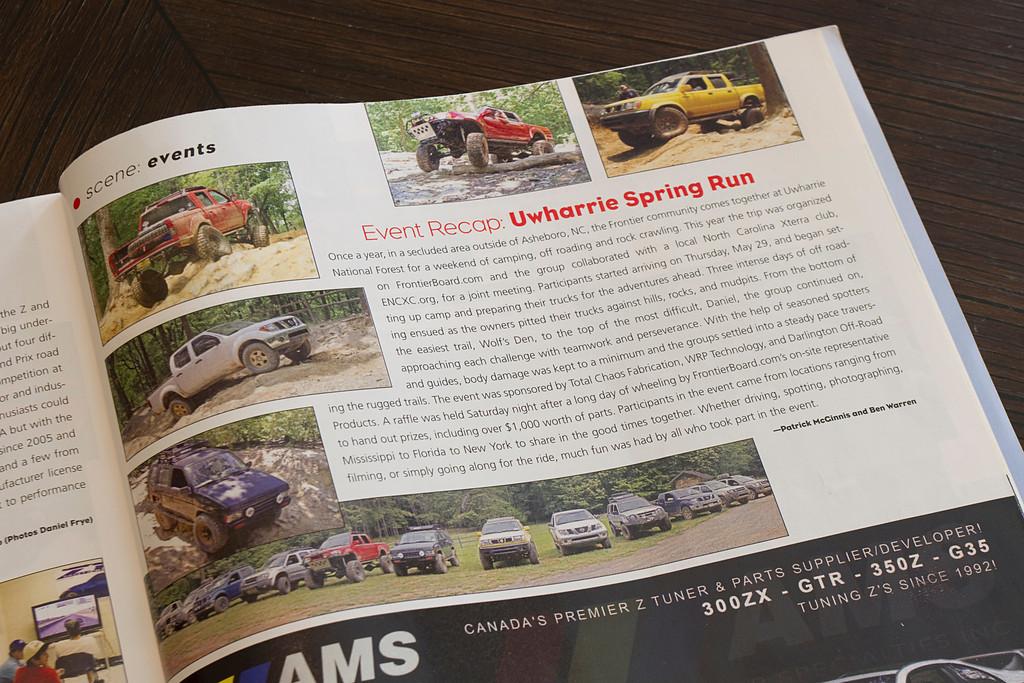 Nissan Sport Magazine - Issue 8