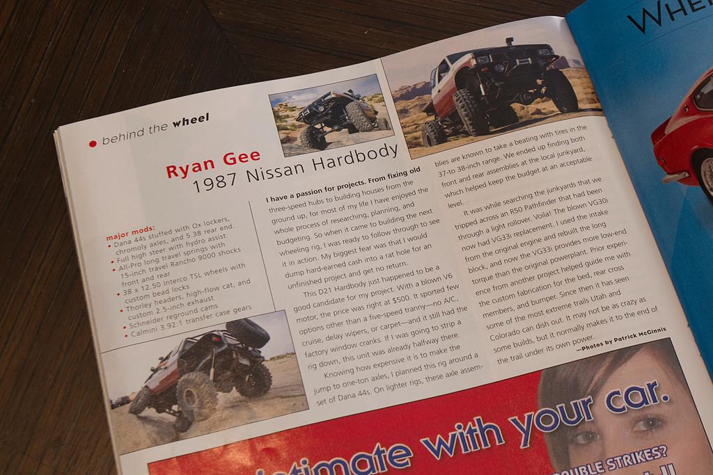 Nissan Sport Magazine - Issue 14
