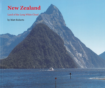 New Zealand photobook