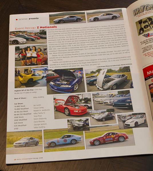 Nissan Sport Magazine - Issue 13
