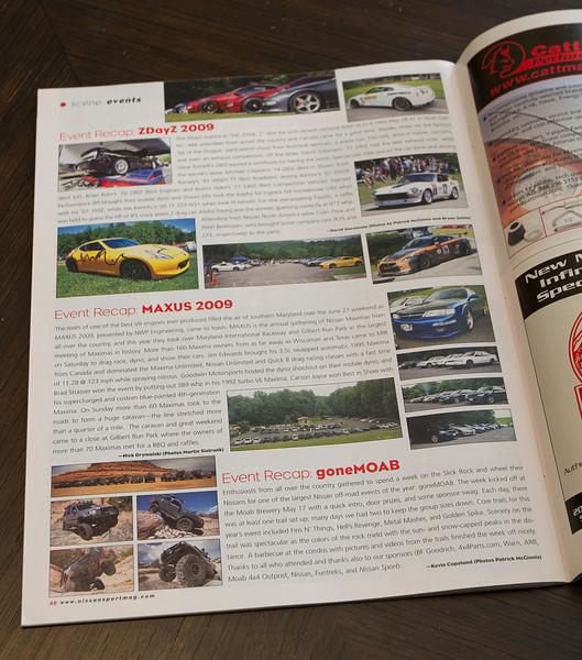 Nissan Sport Magazine - Issue 11