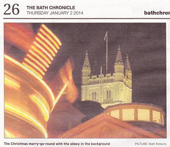 Bath Chronicle - 02 Jan 2014