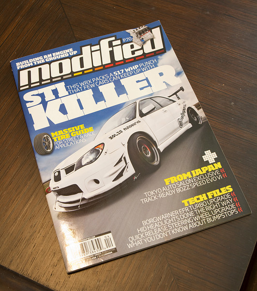 Modified Magazine - April 2011