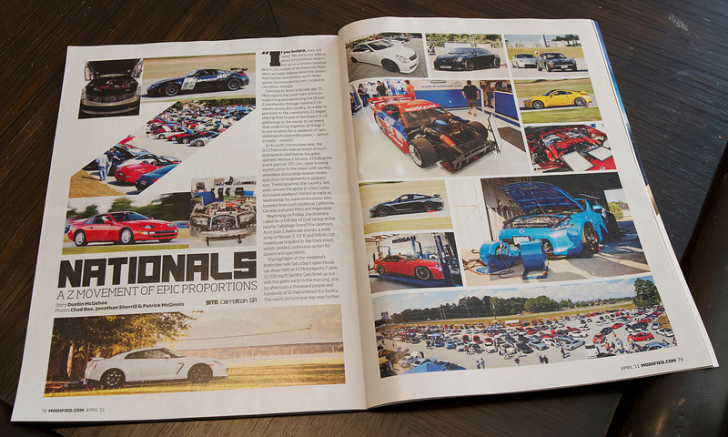 Modified Magazine - April 2011 Pages 78 & 79